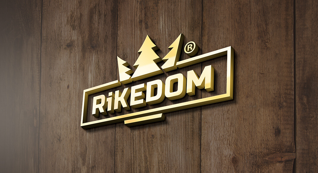 Разработка логотипа компании Rikedom