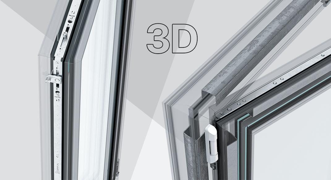 3D модели и анимации для корпоративного сайта производственной компании FUTURUSS